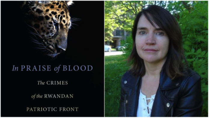 Judi Rever's book In Praise of Blood