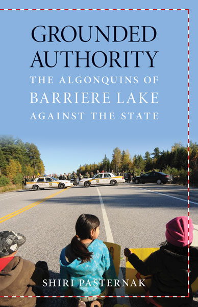 The Ossington Circle, Episode 33: Grounded Authority – The Algonquins of Barriere Lake Against the State, with Shiri Pasternak