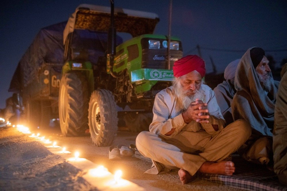 AEP 76: Punjab Farmer's Movement Confronts the Modi Juggernaut