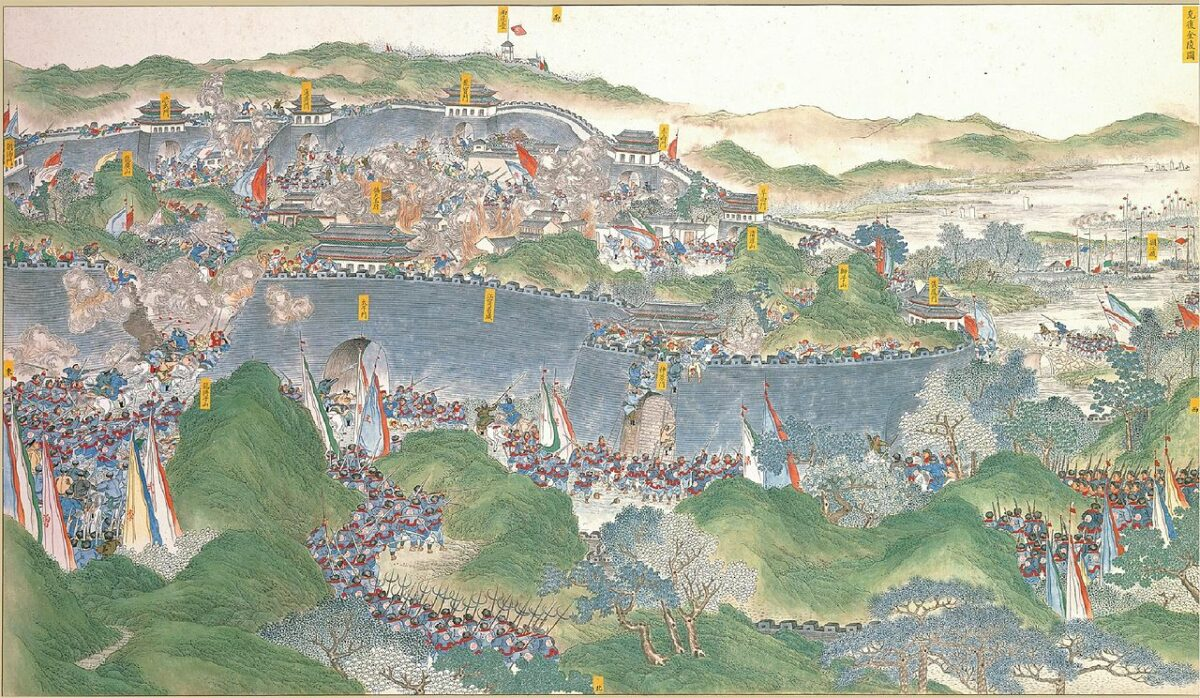 Civilizations 28c: Taiping Rebellion pt3 – the fall of the rebels