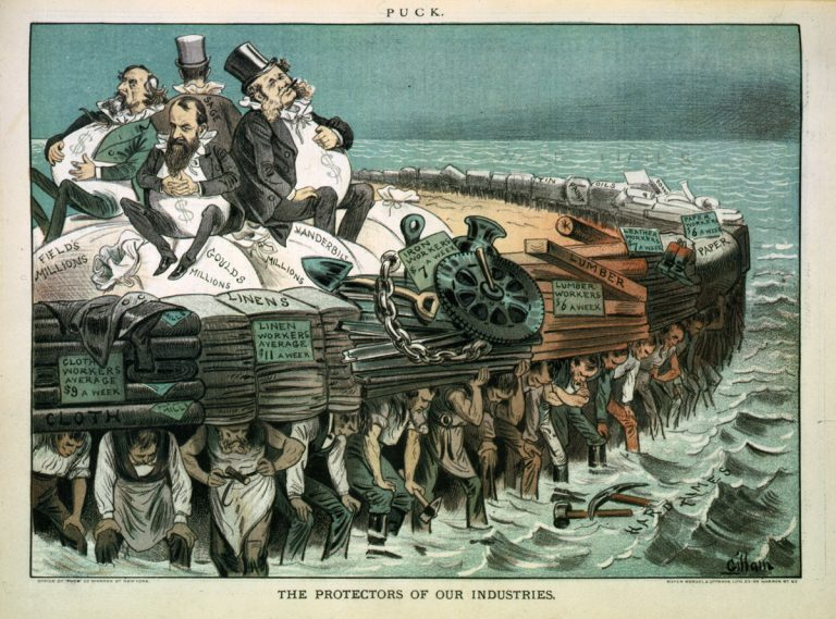 Civilizations 37a: Yankee Imperialism pt1 – the Robber Barons