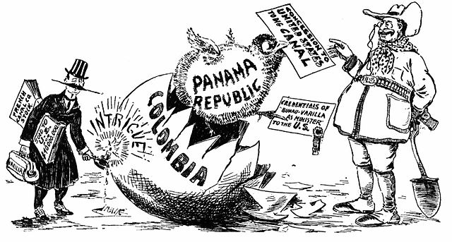 Civilizations 37e: Yankee Imperialism pt5 – the theft of Panama out of Colombia