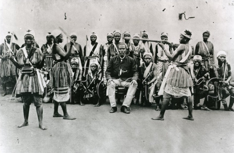 Scramble for Africa 2: Africa resists the slave trade